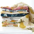 1pc 60 60 Bamboo Cotton Baby Blankets Newborn Super Soft Multi- frM
