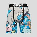 PSD Tom and Jerry Shout Tie Dye Cartoons Urban Boxers Briefs Underwear E12011080