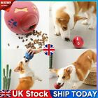 Dog Puppy Play Toys Pet Interactive Puzzle Toy Food Dispenser Tough-Treat Ball