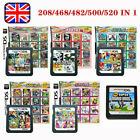 'All In 1 Video Game Cartridge Console Card For Nintendo Nds Ndsl 2ds 3ds Ndsi Uk