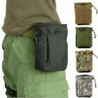 Tactical Rifle Magazine Pouch Drop Dump Bag Molle Military Ammo Bag Heavy Duty