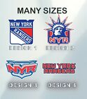 New York Rangers NHL Hockey Sticker Vinyl Decal Hunting Truck Car BumperSports Stickers, Sets & Albums - 141755
