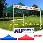 Waterproof Foldable Gazebo Canopy Outdoor Pavilion Shelter Marquee Tent Durable