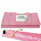 Far Infrared Sauna Blanket 2 Zone Slimming Weight Digital Controller Spa Beauty