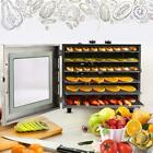 Stackable Food Dehydrator Machine Electric Multi Tier Fruit Vegetable MO