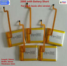 2000mAh Battery Upgrade Replacement For iPod Classic 6 7 Video 5.5Thin Wholesale