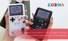 KOBWA Handheld Retro Video Game Boy Console Phone 6/7/8 Plus Case 3D Phone Cover
