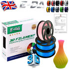 Genuine EDA-3D PLA+/ABS/TPU/PETG 3D Printer Filament 1kg/Roll 1.75mm - UK STOCK