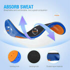 Man Woman Shock Absorption Running Shoe Pad Sport Arch Support Orthotic Insoles