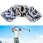 Golf Mallet Putter Cover Headcover Camouflage Pattern Head Protective BESYJVV