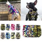 Pet Small Dog Puppy Clothes Coat Jacket Winter Warm Quilted Padded Puffer Vest