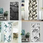 Decoration Wall Sticker Door Home Simulation Three-dimensional Durable
