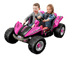 Power Wheels Dune Racer Extreme Green Ride On Vehicle