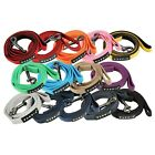 Dog Puppy Leash Lead - PUPPIA - 11 Colors, 3 Sizes