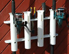 BOAT ROD HOLDER VERTICAL 2-3-4-5 TUBE ACCESSORY RACK
