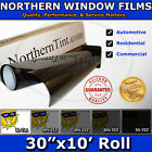 "Window Tint UV Solar Film 30""x10' Roll car home office"