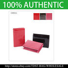 [OMNIA]Crystal Korean WOMEN'S GENUINE LEATHER Name Card Case Heart ID KR307cc