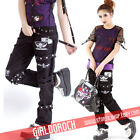 PUNK VISUAL KEI SLIM LOOK MUMMY 71137 PANTS size S-XL