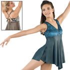 NEW Velvet Bodice BabyDoll Lyrical Dance Competition Costume Child or Adult
