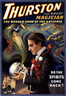 M9 Vintage Thurston Magic Magician Poster Art A1 A2 A3