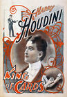 M53 Vintage Harry Houdini Magic Show Poster A1 A2 A3