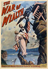 TH96 Vintage War Of Wealth Theatre Poster Art A1 A2 A3