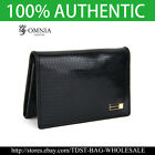 [OMNIA] Korea Classic MEN'S GENUINE LEATHER Business Card case Credit MW620E
