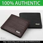 [OMNIA] Crystal MEN'S GENUINE LEATHER WALLET/Purse MW645S