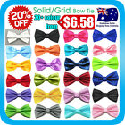 Bow Tie Silk Tie Wedding Tie Tuxedo Bowtie Groom Bestman Party*Double Layer Bows