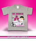Aesthetic Finishers Hot Rod Tot Rodder Toddler Girl Hot Rod T-Shirt - 2T 3T 4T