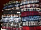 New St Johns Bay FLANNEL SHIRTS--L-LT-XL-XLT-XXL-2XL-2XLT-3XL-3XLT-4X