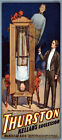 "M15 Huge 17""x38"" Vintage Magic Thurston Magician Poster Print"
