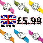 Reflex ladies Watch Ultra-Clear dial Choice of 4 strap colours