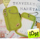 [Full] Simple Life Coins Bag ID Holder Card Holder Luggage Tag Korea FUL6103
