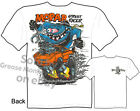 Mopar Street Racer Rat Fink T shirt Ed Roth Muscle Car Clothing M L XL 2XL 3XL $21.99 USD on eBay