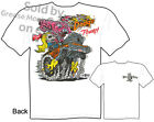 Dodge Power Rat Fink T shirt Big Daddy Shirts Ed Roth Tee Sz M L XL 2XL 3XL