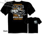 Belly Tank ACME Speed Shop Shirt Racing T Shirts Tiki Tee, Sz M L XL 2XL 3XL New