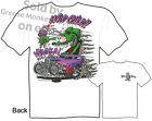 1932 Ford Rat Fink T shirt Big Daddy T Shirt 32 Sedan Ed Roth Tee M L XL 2XL 3XL