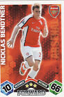 Match Attax 09/10 Arsenal Cards Pick Your Own From List