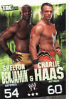 Slam Attax Evolution Trading Cards Pick From List Tag Team