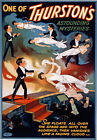 M59 Vintage Mystery Magic Theatre Poster Print A1 A2 A3