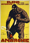 WA43 Vintage WWI German Propaganda War Poster WW1 Choose From A1 A2 A3