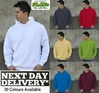 Just Hoods College Hoodie by AWIDis Hooded Top 30 Colours Size XSmall To 5XL