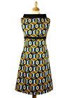 NEW RETRO SIXTIES INDIE GEOMETRIC 60s 70s MOD DRESS Vintage ACE DRESS MC111