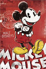 "Poster ""Mickey Mouse"""