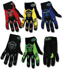 Adult Vanguard Gloves Mesh Motorbike Motorcycle Gloves