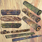 JACK PYKE NEOPRENE RIFLE GUN SCOPE MODERATOR SILENCER STOCK COVERS CAMO HUNTING