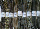 10 Ft. Camo 550 Paracord Survival Cord U - Pick Color