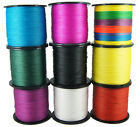 TOP QUALITY 1000M BULK JIGGING DYNEEMA SPECTRA BRAID FISHING LINE