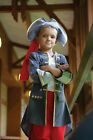 Pirate Sea Captain fancy dress up BNWT 3-11years Buccaneer Costume Boys With Hat